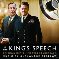 Alexandre Desplat - The King´s Speech - (CD)