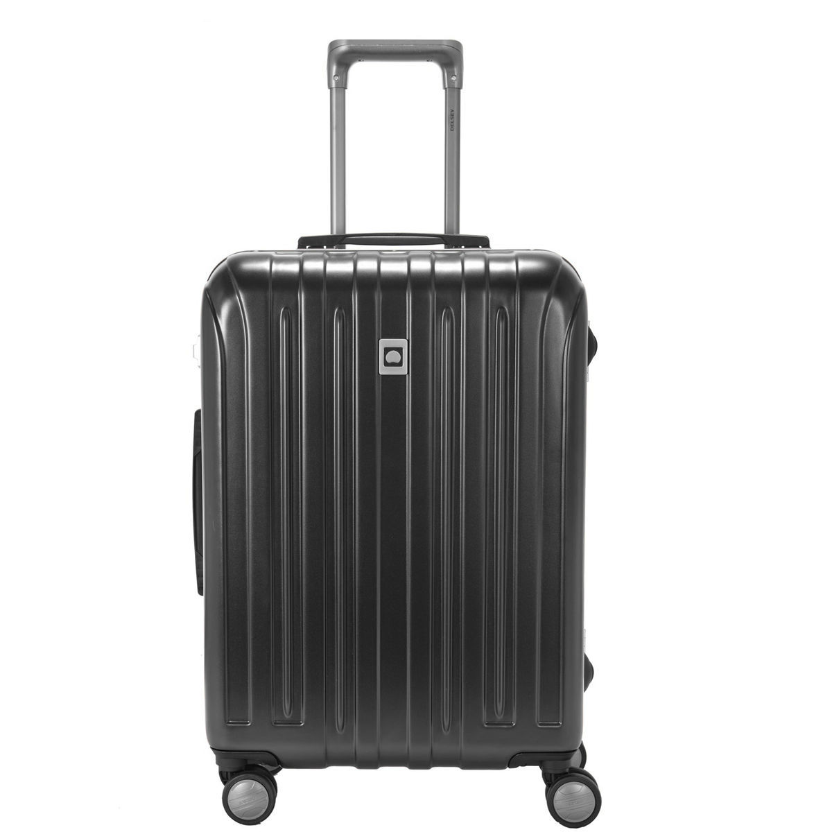 Delsey Vavin Securite 4-Rollen Trolley 66 cm, graphit