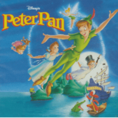 Large various peter pan soundtrack cd 1ef356d8273f7a1aa9aae2b8bd773b0f530ff2ff