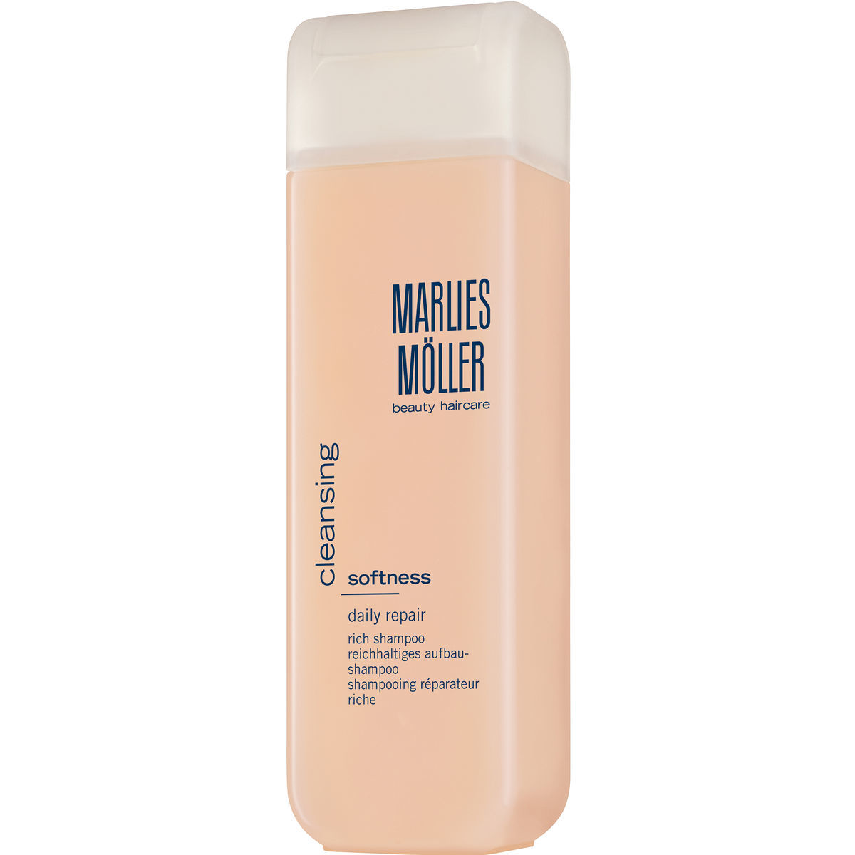 Marlies Möller Softness, Daily Repair Shampoo, 200 ml