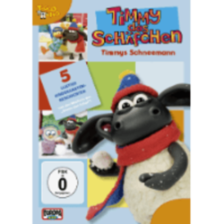 008 - TIMMYS SCHNEEMANN Animation/Zeichentrick DVD SONY MUSIC ENTERTAINMENT (GER)