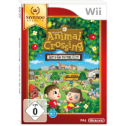 Animal Crossing - Let´s Go To The City (Nintendo Selects) NINTENDO OF EUROPE GMBH