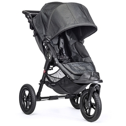 Baby Jogger - Sportwagen City Elite 3-Rad, charcoal BABY JOGGER