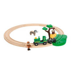BRIO Safari Bahn-Set BRIO
