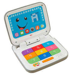 Fisher-Price Lernspass Laptop von Mattel FISHER-PRICE
