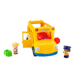 Fisher-Price Little People Schulbus mit Sound von Mattel FISHER-PRICE