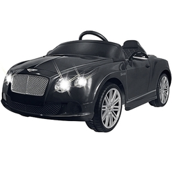 Jamara - Ride-on Bentley GTC (schwarz, 27 MHz) JAMARA