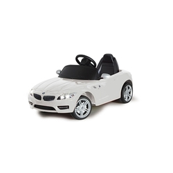 Jamara - Ride-on BMW Z4 weiß 27Mhz JAMARA
