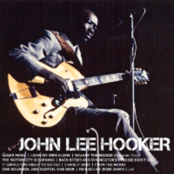 John Lee Hooker - Icon - (CD) UNIVERSAL MUSIC GMBH