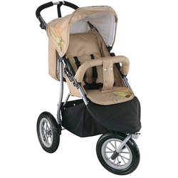 knorr-baby - Sportwagen Joggy S, Camel-Fleury KNORR BABY