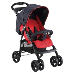 knorr-baby - Sportwagen V-Easy Fold Happy Colour, Rot KNORR BABY