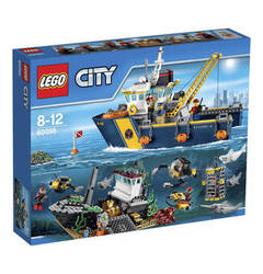 LEGO Tiefsee-Expeditionsschiff 60095 LEGO