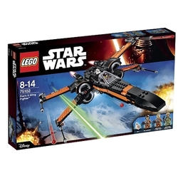LEGO Star Wars - 75102 Poe´s X-Wing Fighter LEGO