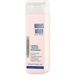 Marlies Möller PASHMISILK Delight, Vitamin Shampoo, 200ml MARLIES MöLLER