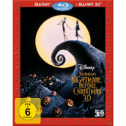 Nightmare Before Christmas - 3D Edition WALT DISNEY STUDIOS HOME ENTER