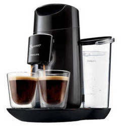 Philips SENSEO Kaffeepadmaschine Twist, HD7871/60 PHILIPS