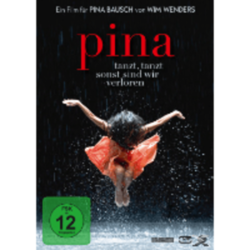 Pina Tanzfilm DVD WARNER HOME VIDEO GERMANY