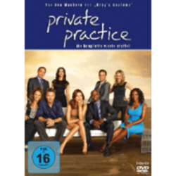 Private Practice - Staffel 4 WALT DISNEY STUDIOS HOME ENTER