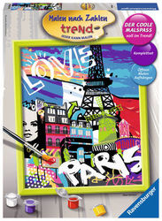 Ravensburger Cooles Paris RAVENSBURGER
