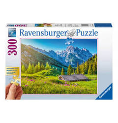 Ravensburger Puzzle Gold Edition Bergwiese 300Teile RAVENSBURGER