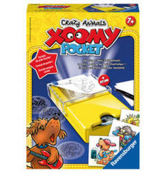 Ravensburger XOOMYPocket Crazy Animals RAVENSBURGER