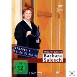 RICHTERIN BARBARA SALESCH STAFFEL 1 (21-40) TV-Serie/Serien DVD MICHL TECHNIK GMBH