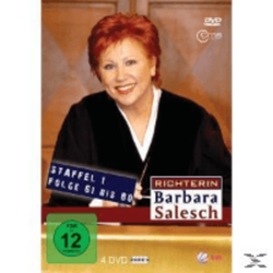RICHTERIN BARBARA SALESCH STAFFEL 1 (61-80) TV-Serie/Serien DVD MICHL TECHNIK GMBH