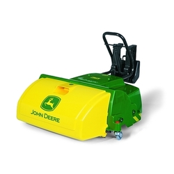 Rolly Toys - rollyTrac Sweeper John Deere ROLLY TOYS