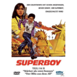 SUPERBOY 1&2 - (DVD) ALIVE VERTRIEB & MARKETING AG