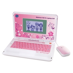 VTech - Glamour Girl XL Laptop E/R VTECH