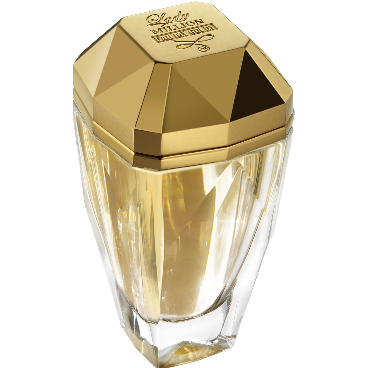 Paco Rabanne Lady Million - Eau My Gold!, Eau de Toilette, 80 ml