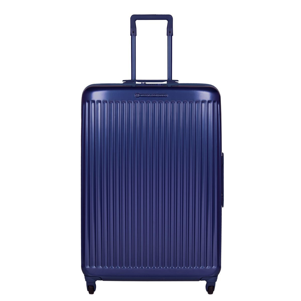 Piquadro Relyght 4-Rollen Trolley 73,5 cm, blue