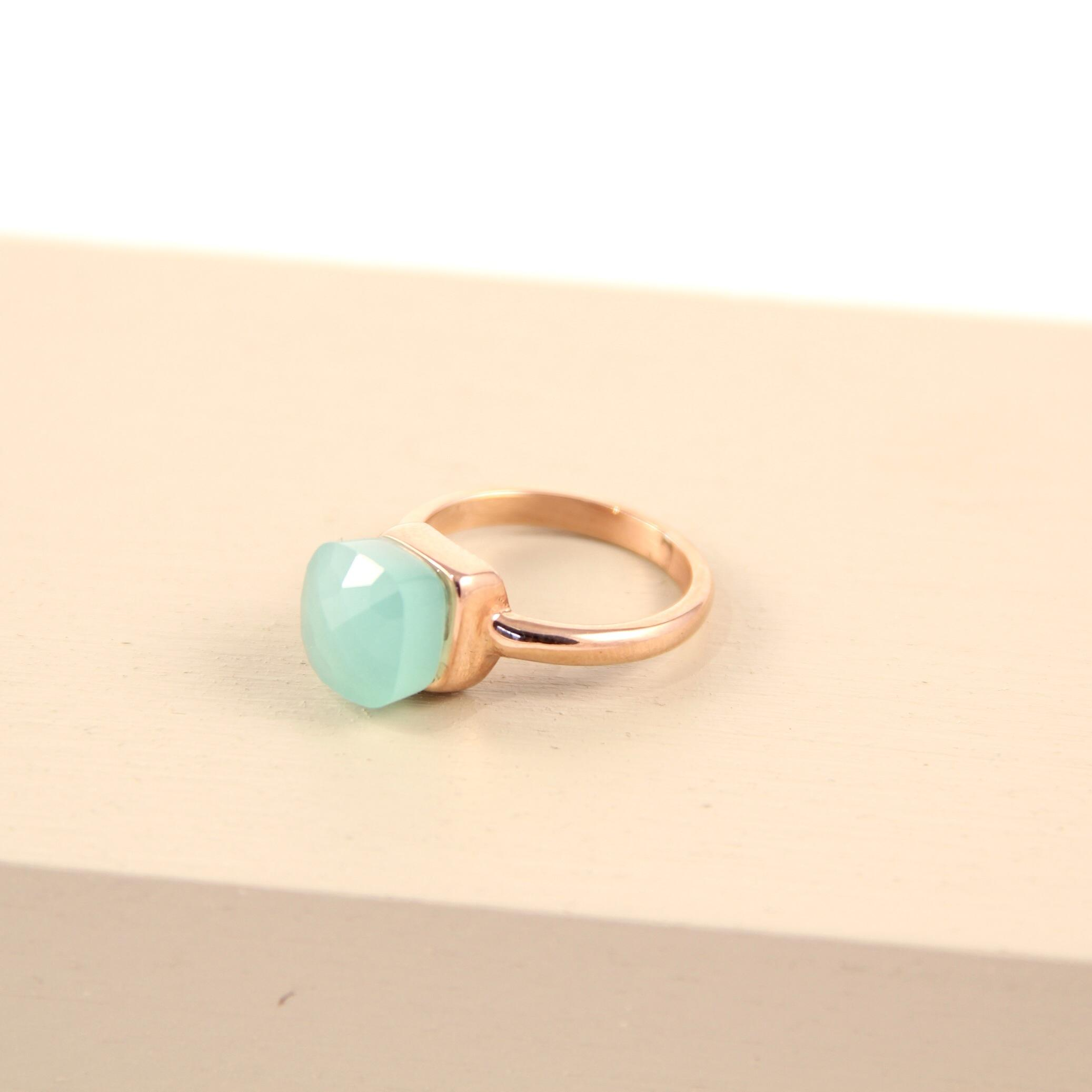 Ring, roségolden