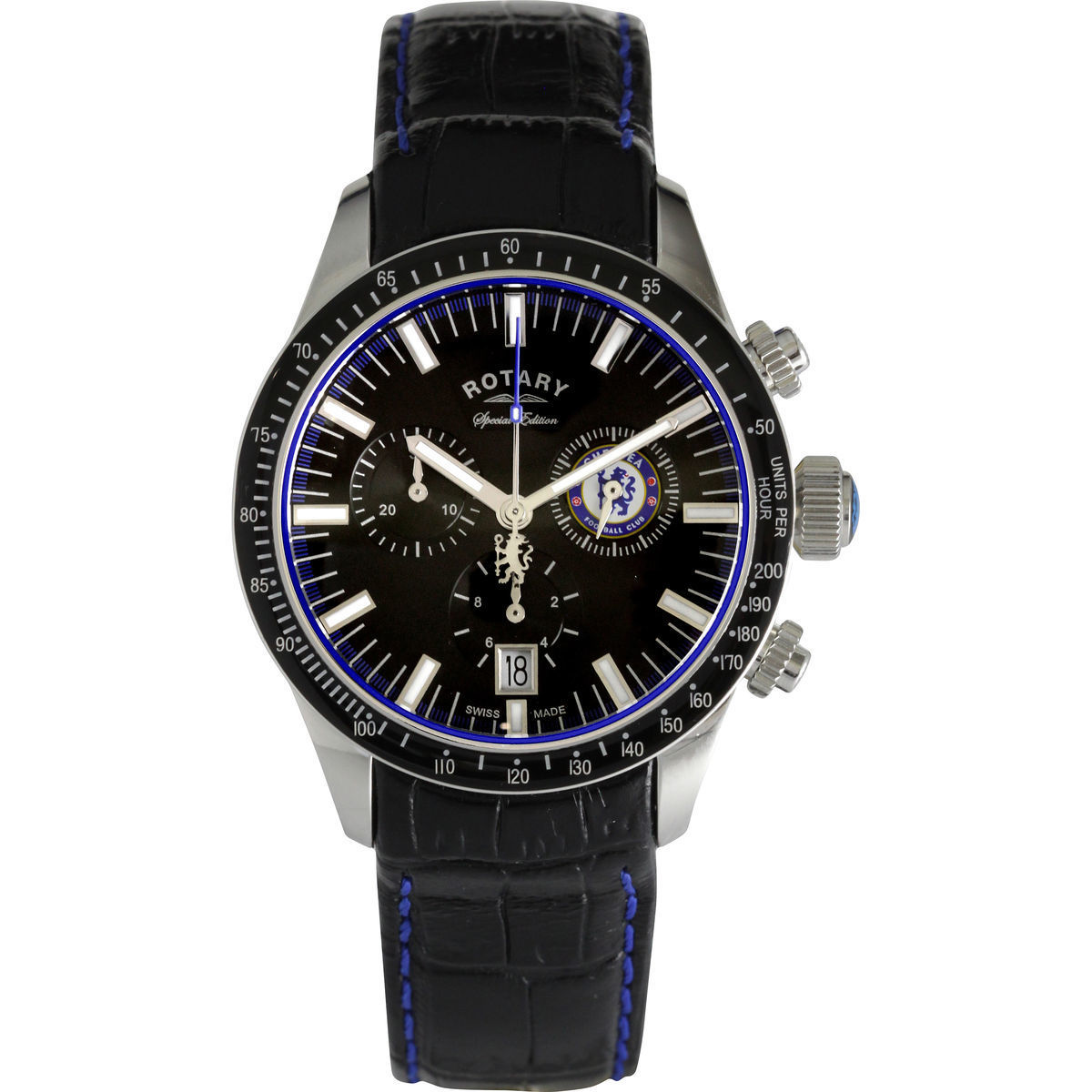 Rotary Herren Chronograph Chelsea Special Edition ´´GS90048/04´´