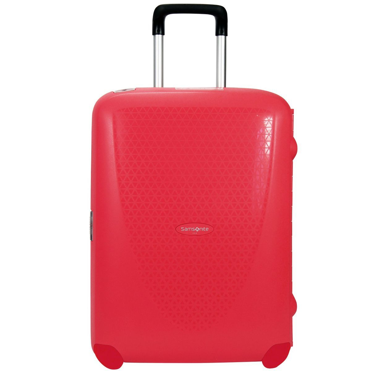 Samsonite Termo Young Upright 2-Rollen Trolley 75 cm, vivid red