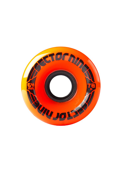 Sector 9 Nine Balls 64mm 78A Skate Rollen - Orange