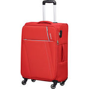 American Tourister 4 Rollen Trolley Joyride, 69 cm, rot AMERICAN TOURISTER