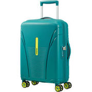 American Tourister 4 Rollen Trolley Skytracer, 68 cm, grün AMERICAN TOURISTER