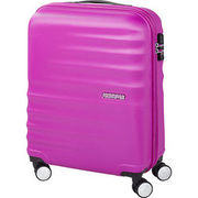 American Tourister 4-Rollen-Trolley Wavebreaker, 55 cm, pink AMERICAN TOURISTER