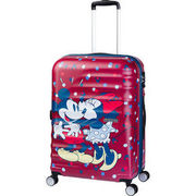 American Tourister 4-Rollen-Trolley Wavebreaker Disney, 67 cm, Minnie Mouse AMERICAN TOURISTER