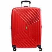 American Tourister Air Force 1 Spinner 4-Rollen Trolley 81 cm, flame red AMERICAN TOURISTER
