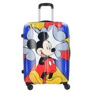 American Tourister Disney Legends Spinner 4-Rollen Trolley 65 cm, mickey flash pop AMERICAN TOURISTER