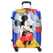 American Tourister Disney Legends Spinner 4-Rollen Trolley 75 cm, mickey flash pop AMERICAN TOURISTER