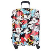 American Tourister Disney Legends Spinner 4-Rollen Trolley 75 cm, minnie comics AMERICAN TOURISTER