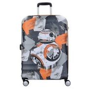 American Tourister Wavebreaker Disney Star Wars Spinner 4-Rollen Trolley 67 cm, bb8 AMERICAN TOURISTER