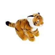 Animal Alley - Floppy Tiger, braun, ca. 26 cm TOYS ´R´ US