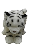 Animal Alley - Floppy Tiger, weiß, ca. 26 cm TOYS ´R´ US