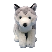 Animal Alley - Husky, sitzend, ca. 30 cm TOYS ´R´ US