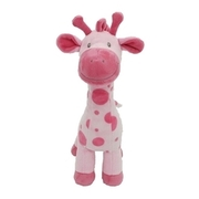 Animal Alley - Stehende Giraffe, rosa, ca. 33 cm TOYS ´R´ US