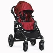 Baby Jogger - Sportwagen City Select 4-Rad, red BABY JOGGER